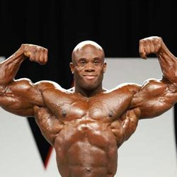 Kevin English, 2002 Mr. Olympia